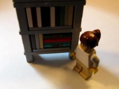 Tutorial: LEGO Bookshelf