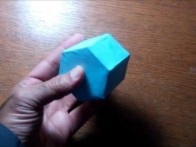 How to make Hexagon Prism