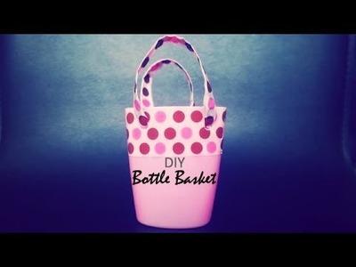 DIY : Bottle Basket