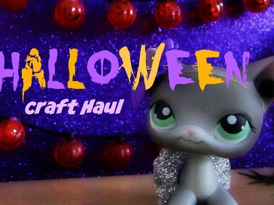 SPOOPY HALLOWEEN CRAFT HAUL!