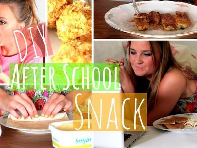 #4 Delicious DIY After School Snack Ideas Everyone Should Know!
