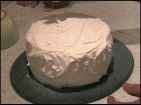 Christmas Cake Part 2 - The Icing