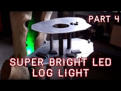 Design Detail - LED Log Light Part 4 - Waldo Canyon Fire
