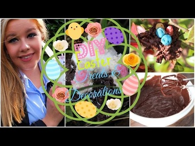 DIY EASY EASTER TREATS & DECORATION I maikekrombach