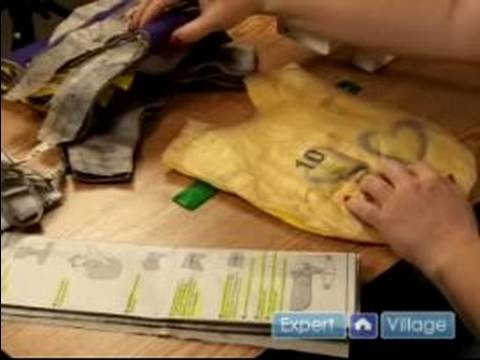 How to Make a Dog Coats : How to Take Measurements & Cut the Pattern for a Dog Coat