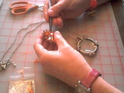 How to Repair Rhinestone Jewelry