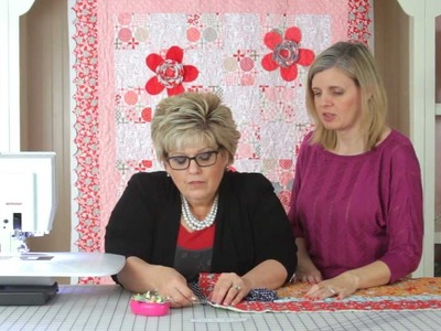 Quick Points Rulers Scallop Binding Project - Fat Quarter Shop