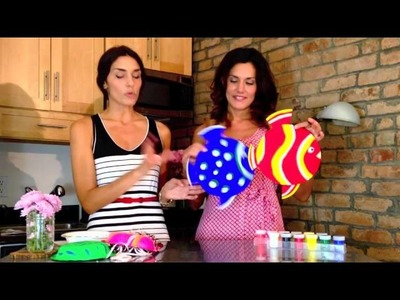 Throw an Under the Sea Kids' Craft Party