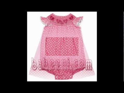 Baby clothing, Spring-Summer wear