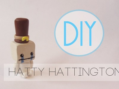 Battleblock Theater Hatty Tutorial [Polymer Clay]