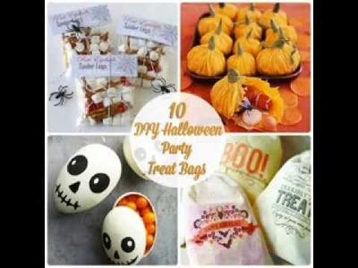 Best Halloween treat bag ideas