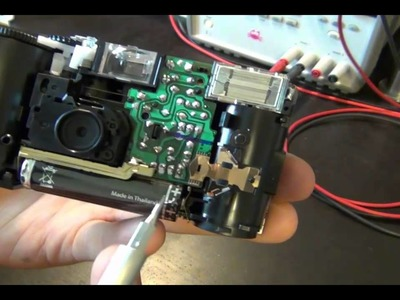 Camera Flash Circuit and Nixie Tube Tutorial (Part 1.3)
