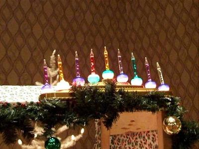 Christmas by Carlisle- new bubble lights