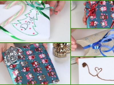 Cute Gift Wrapping Ideas