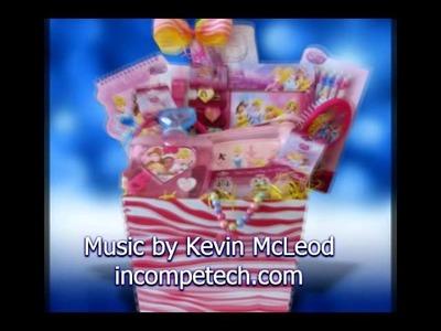 Disney Princess Best Gifts for Girls Accessory GiftBaket4Kids