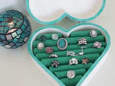DIY: make a ring holder! DIY Decoration