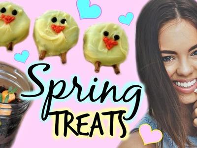DIY: Spring OREO Treats!!