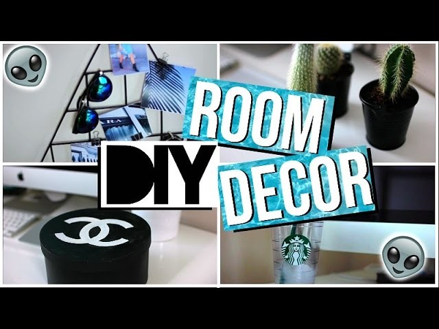 DIY Tumblr Room Decorations 2015!