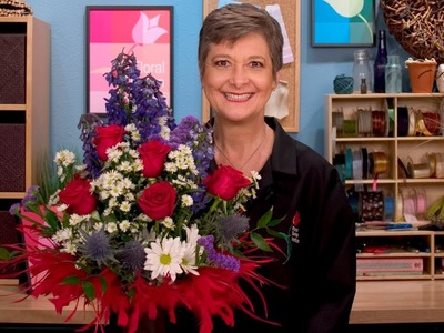 Fun and Festive Fourth of July Flowers