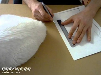 How To: Cardboard Pocket folder