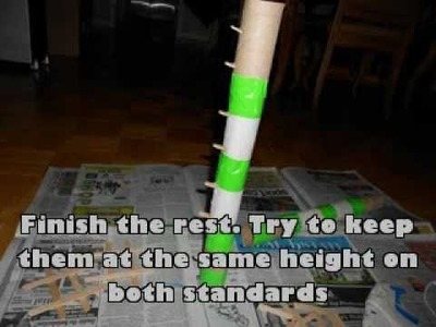 How to make a dog jump out of toilet paper roles :)