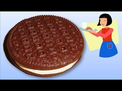 How to make a Duplex Sandwich Cookie from Polymer Clay