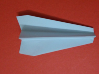 How to Make a Paper Plane   Glider