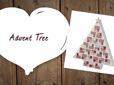 How to Make an Advent Tree Calendar | Hobbycraft