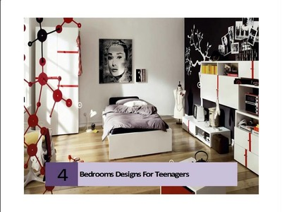 Modern Teenage Bedroom Design Ideas, Pictures, Remodel