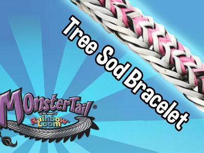 Monster Tail™ Tree Sod Bracelet by the Maker of the Rainbow Loom