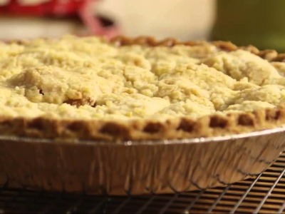 Pie Recipes How to Make Apple Crumble Pie