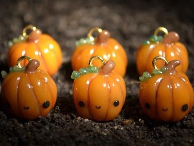 Pumpkin Polymer Clay Tutorial