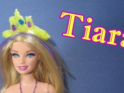 Rainbow Loom Charms: TIARA (Princess Crown): How To Design (DIY Mommy)