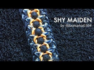 SHY MAIDEN Hook Only bracelet tutorial