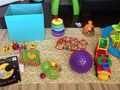 Toddler Toy Ideas--To Help Encourage Creativity & Interactive Play