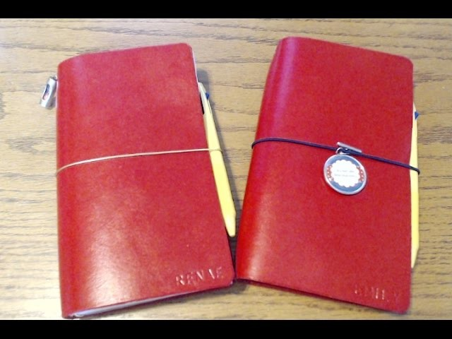 Craft Traveler's Notebook Setups for My Sisters' Creative Projects