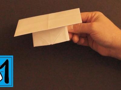 How to Fold a Graduation Cap
