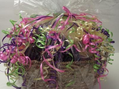How to make a Fruit Basket Tutorial