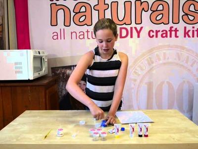 Kiss Naturals DIY Face Paint Instructional Video