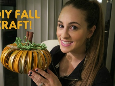 DIY FALL CRAFT AND GIVEAWAY!