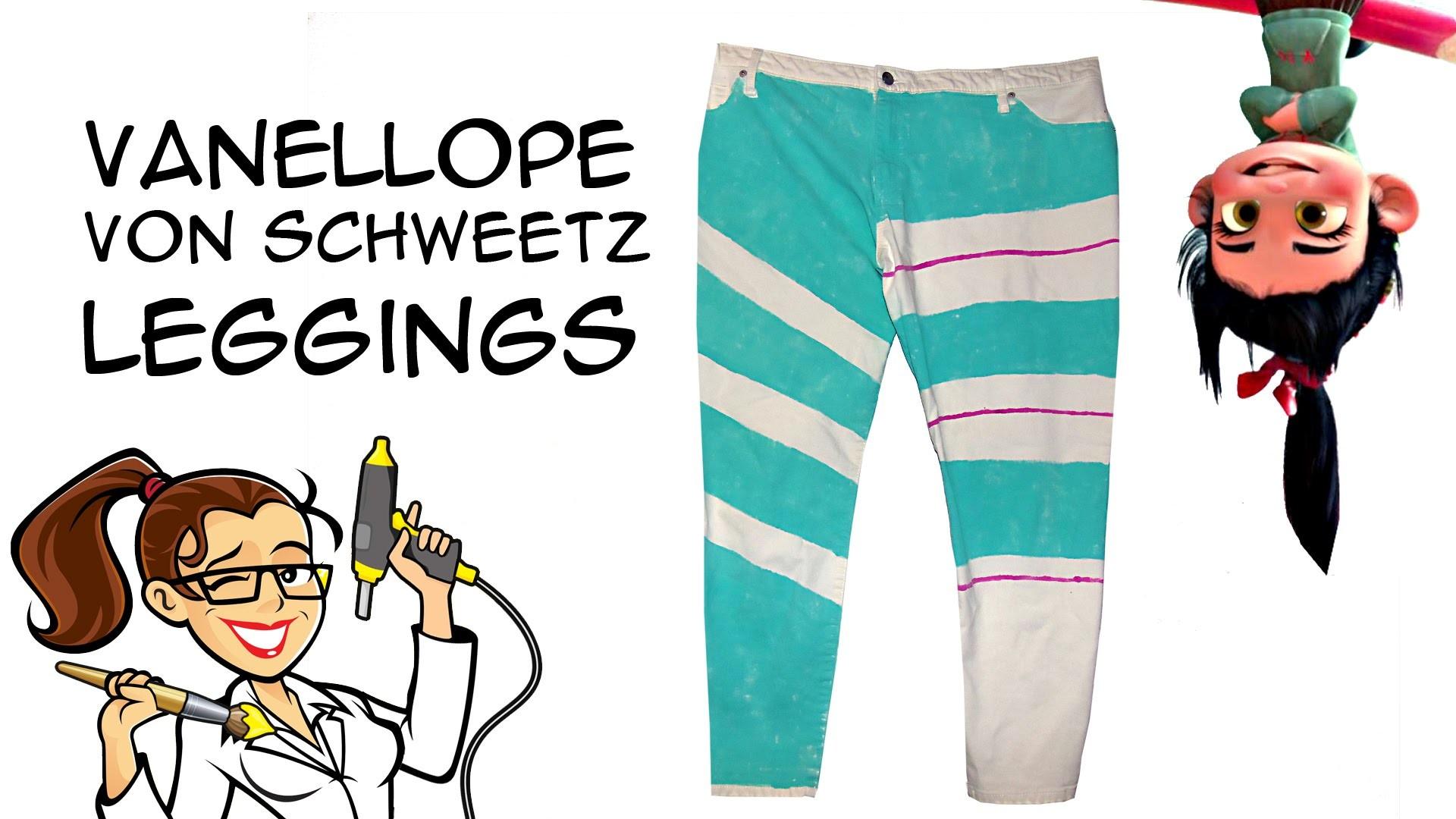 Vanellope Von Schweetz Leggings