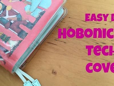 Easy DIY Hobonichi Techo Cover