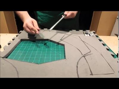 How To Craft: Crusader Armor Helmet Pt. 1