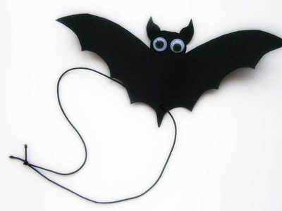 How To Make A Terrible Halloween Bat - DIY Crafts Tutorial - Guidecentral