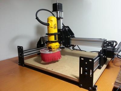 Ruwan's Shapeoko 2 DIY CNC Build