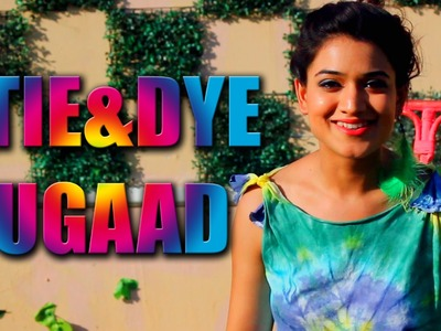 #Tie&DyeJugaad | Holi Special | #Jugaad | DIY