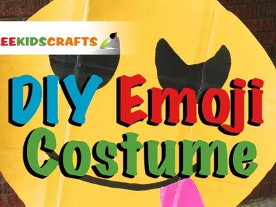 DIY Emoji Costume