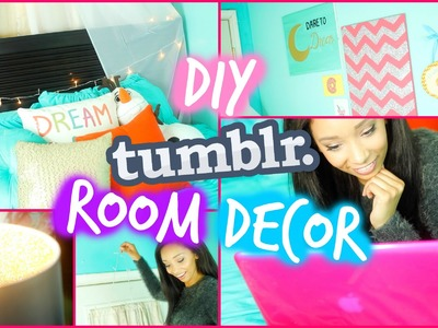 DIY Tumblr Inspired Room Decor
