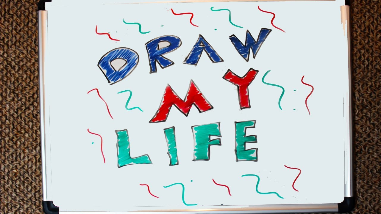 DRAW MY LIFE: Boss Edition | 1,000,000 Subscriber Special