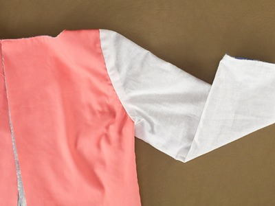 How to Sew a Sleeve Lining